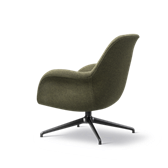 Swoon Lounge Petit Swivel Base - Model 1776 Image