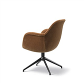 Swoon Chair Swivel Base - Model 1779 Image