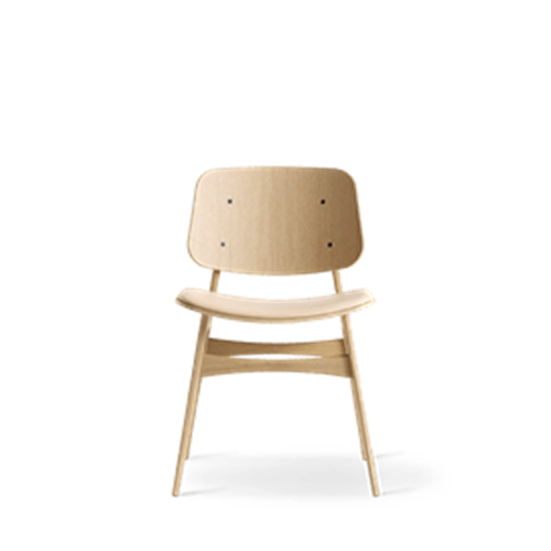 Søborg Chair - Wood frame