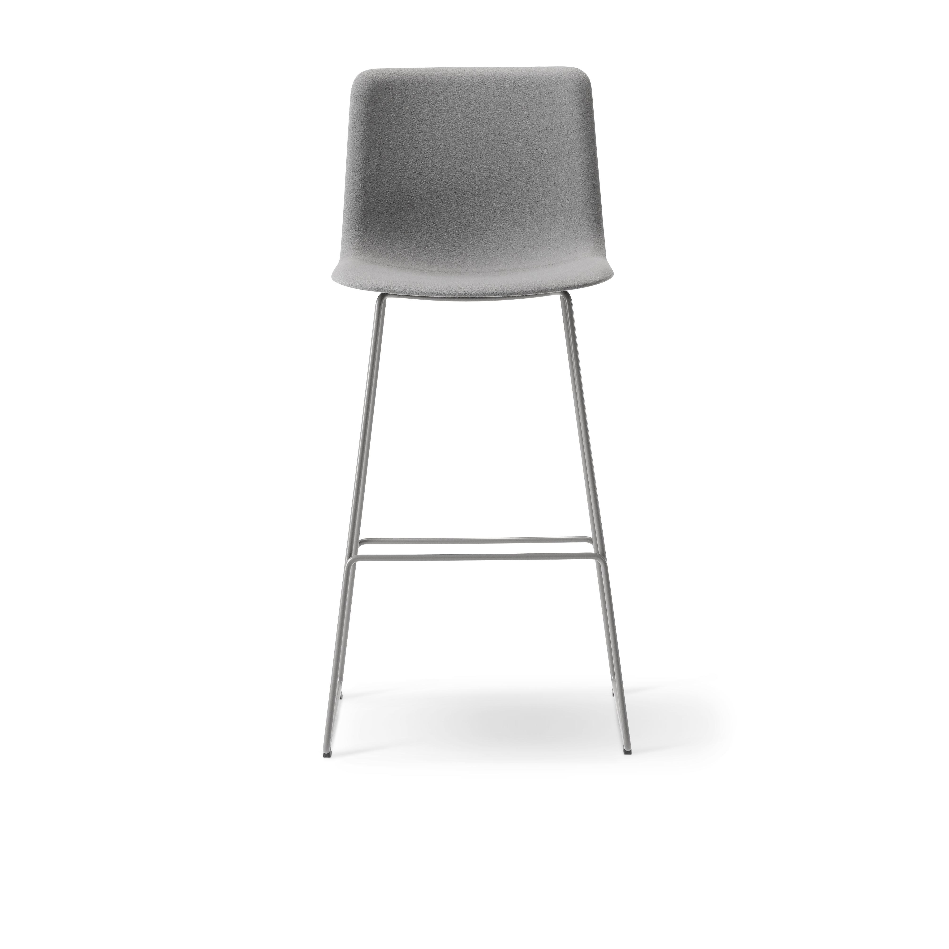 Fabulous Pato Sledge Barstool Inzonedesignstudio Interior Chair Design Inzonedesignstudiocom