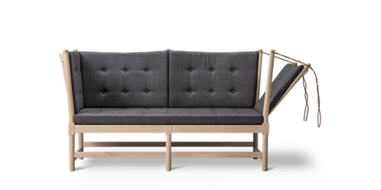 Spoke-Back Sofa