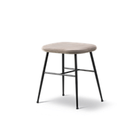 Spine Metal Base Stool