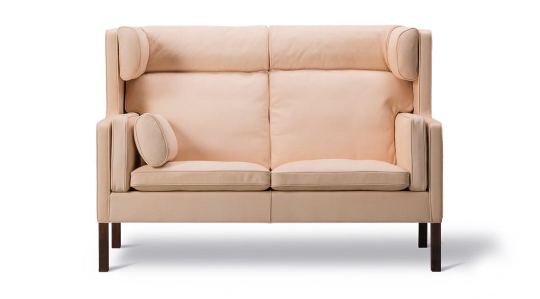 Mogensen 2292 Coupe Sofa Borge Mogensen Fredericia Furniture