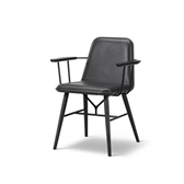 Spine Metal Base Armchair - Model 1922 Image