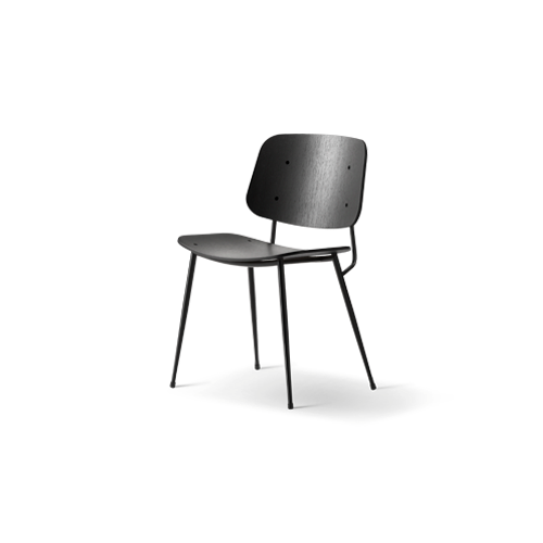 Søborg Chair - Steel frame