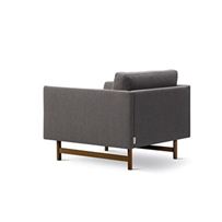 Calmo Lounge Chair 80 Wood Base