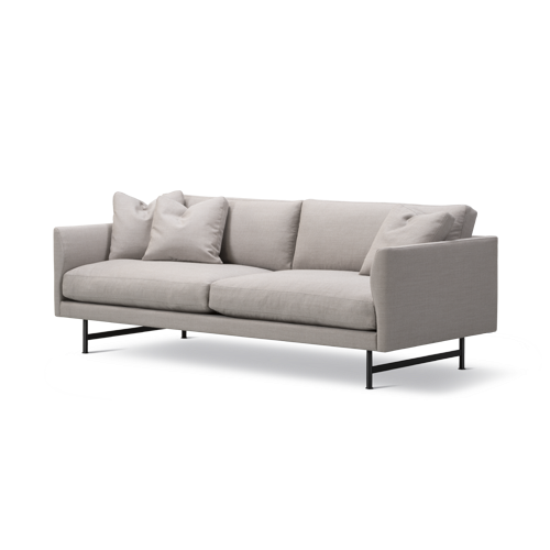 Calmo 2 Seater 95 Metal Base