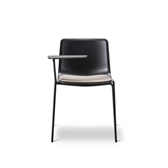 Pato 4 Leg Chair with writingtable - Model 4209