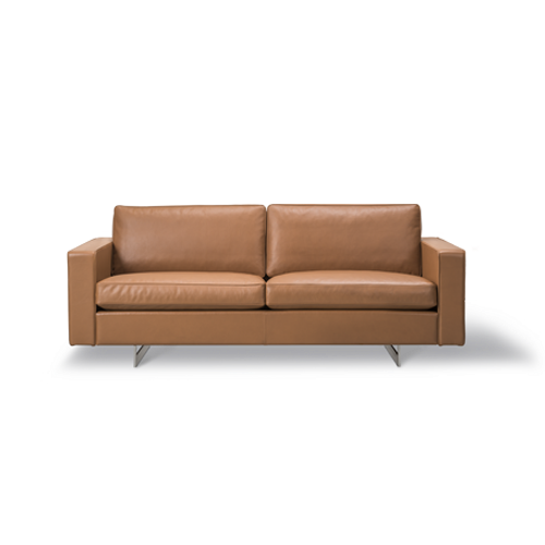 Risom 65 Sofa 2 seater Metal Base