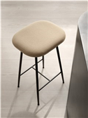 Spine Metal Base Stool Image