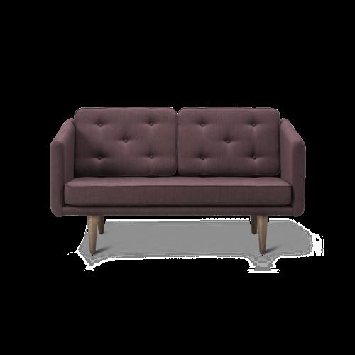 No. 1 Sofa - 2-seat