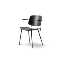 Søborg Steel base Armchair