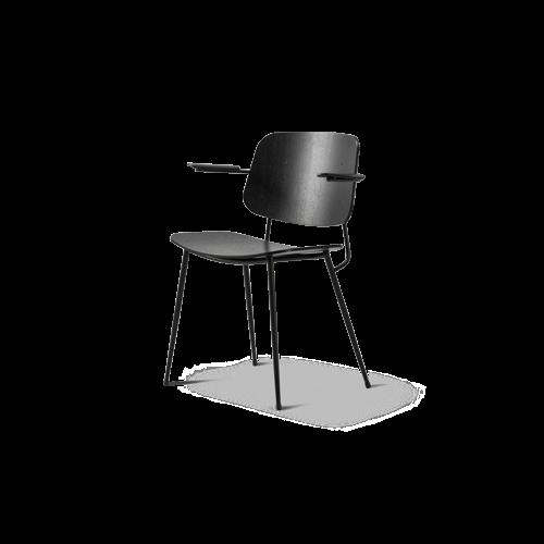 Søborg Armchair - Steelframe