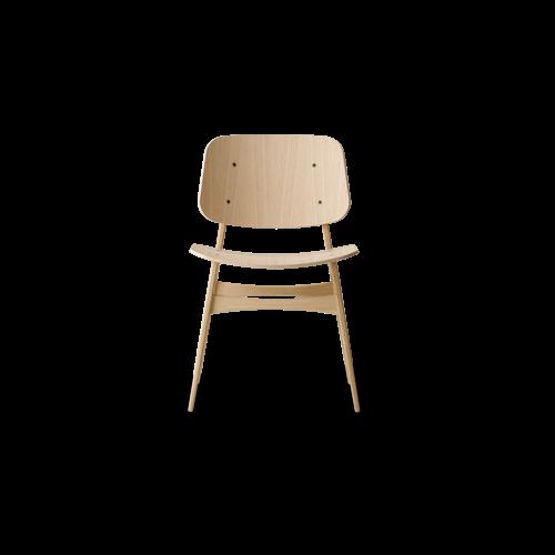 Søborg Chair - Wood frame