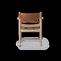 Den Spanske Spisebordsstol Armlæn
