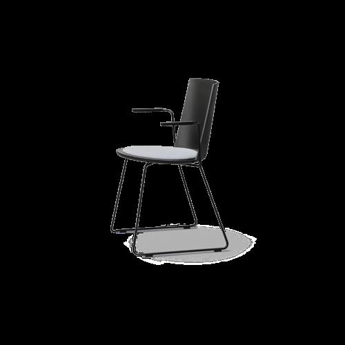 Acme sledge armchair