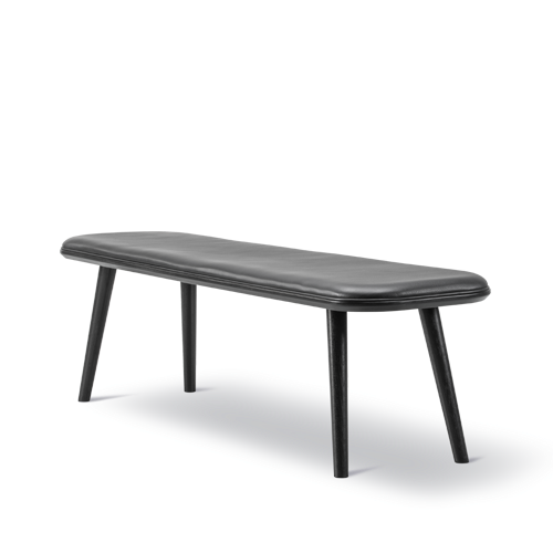 Spine Wood Base Bench