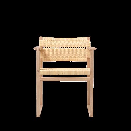 BM62 Armchair Cane Wicker