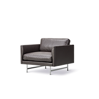 Calmo Lounge Chair 80 Metal Base