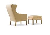 2204 Easy Chair, 2202 Footstool - Model 2004, Model 2002