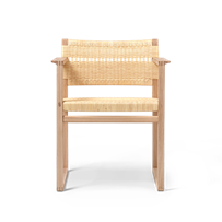 BM62 Armchair Cane Wicker