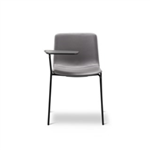Pato 4 Leg Chair with writingtable - Model 4207
