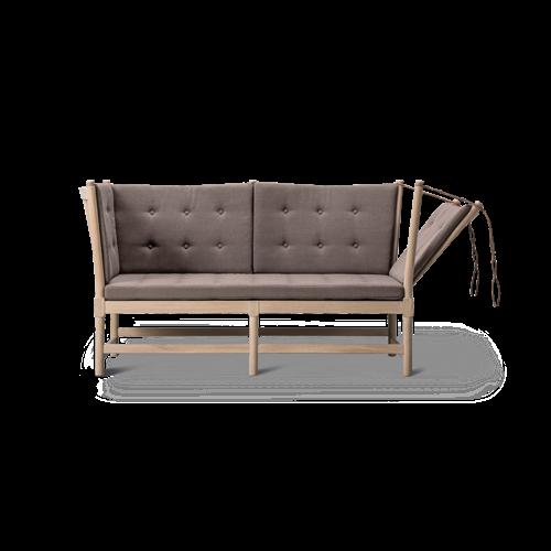 Spoke-Back Sofa