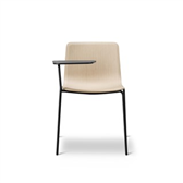 Pato 4 Leg Chair with writingtable - Model 4208