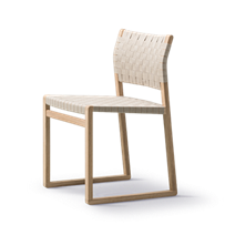 BM61 Chair Linen Webbing