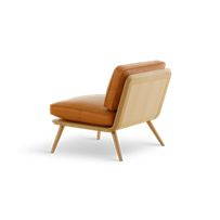 Spine Lounge Suite Chair