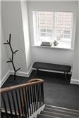 Spine Wood Base Bench - Model 1717