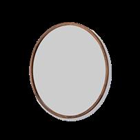 Silhouette Mirror Ø100