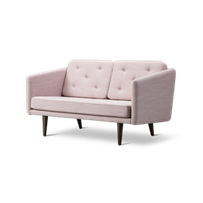 No. 1 Sofa - 2-personers