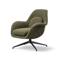 Swoon Lounge Petit Swivel base